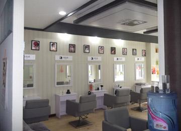 25平方美发店装修图,50平方美发店精装,50平方美发店装修图,50高清图片
